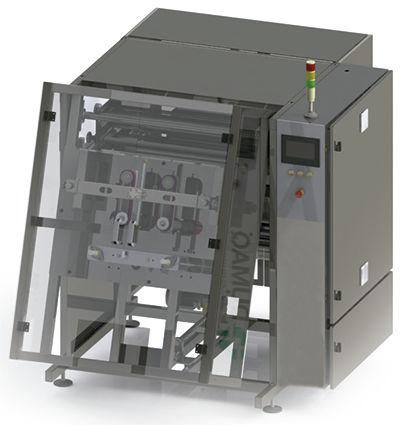 Máquina Empacotadora de Cereais