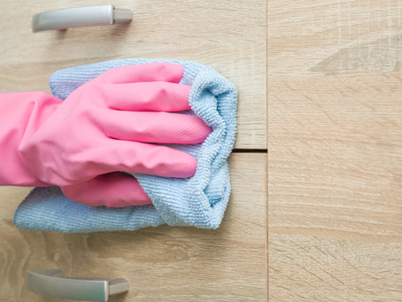 Como limpar móveis de MDF?