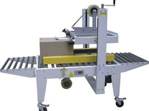 Processo de armação e fechamento de caixas automático