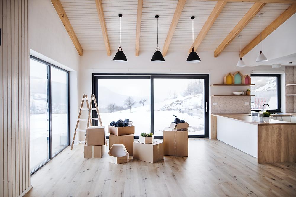 Como fazer mudança sem estragar os móveis