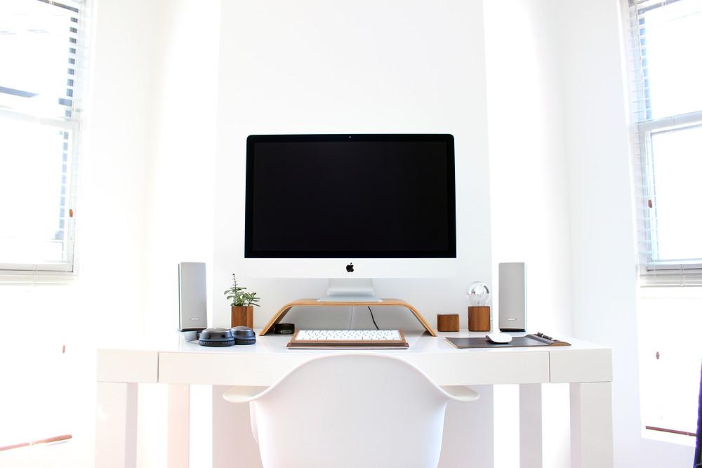 Como organizar sua casa para um home office produtivo