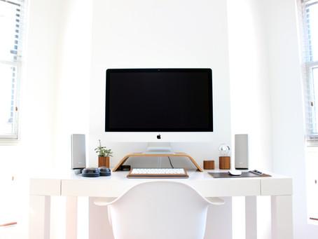 Como organizar sua casa para um home office produtivo?