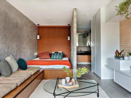 Como decorar um apartamento pequeno?
