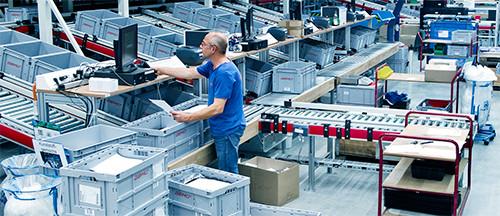 Automatizar Processos com Máquinas Industriais