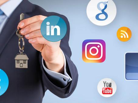 Dicas para divulgar imóveis nas redes sociais