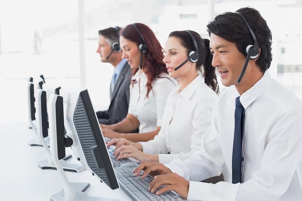 Empresa de Call Center para Indústrias