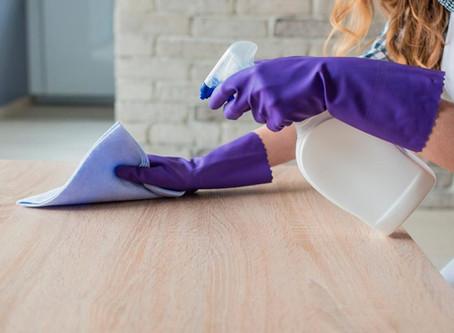Materiais de Limpeza para Móveis Planejados