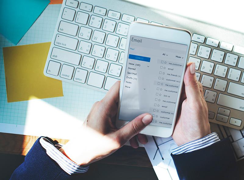 Como evitar que o e-mail marketing caiam no Spam
