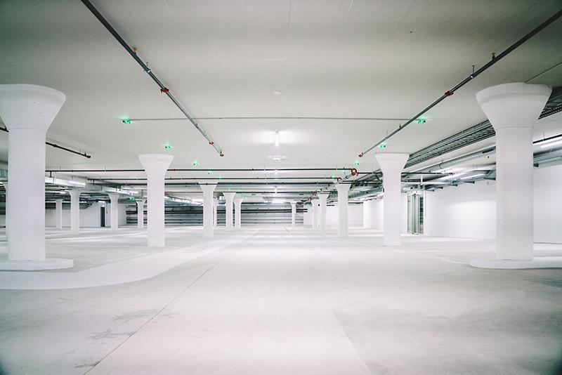 O que é piso industrial