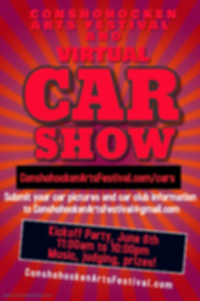 2020 CAR SHOW - Made with PosterMyWall (