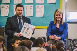 Reading at Conshohocken Elementary