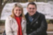 Yaniv Aronson and Sarah McGlinchey
