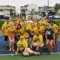 Conshohocken 5K Volunteers