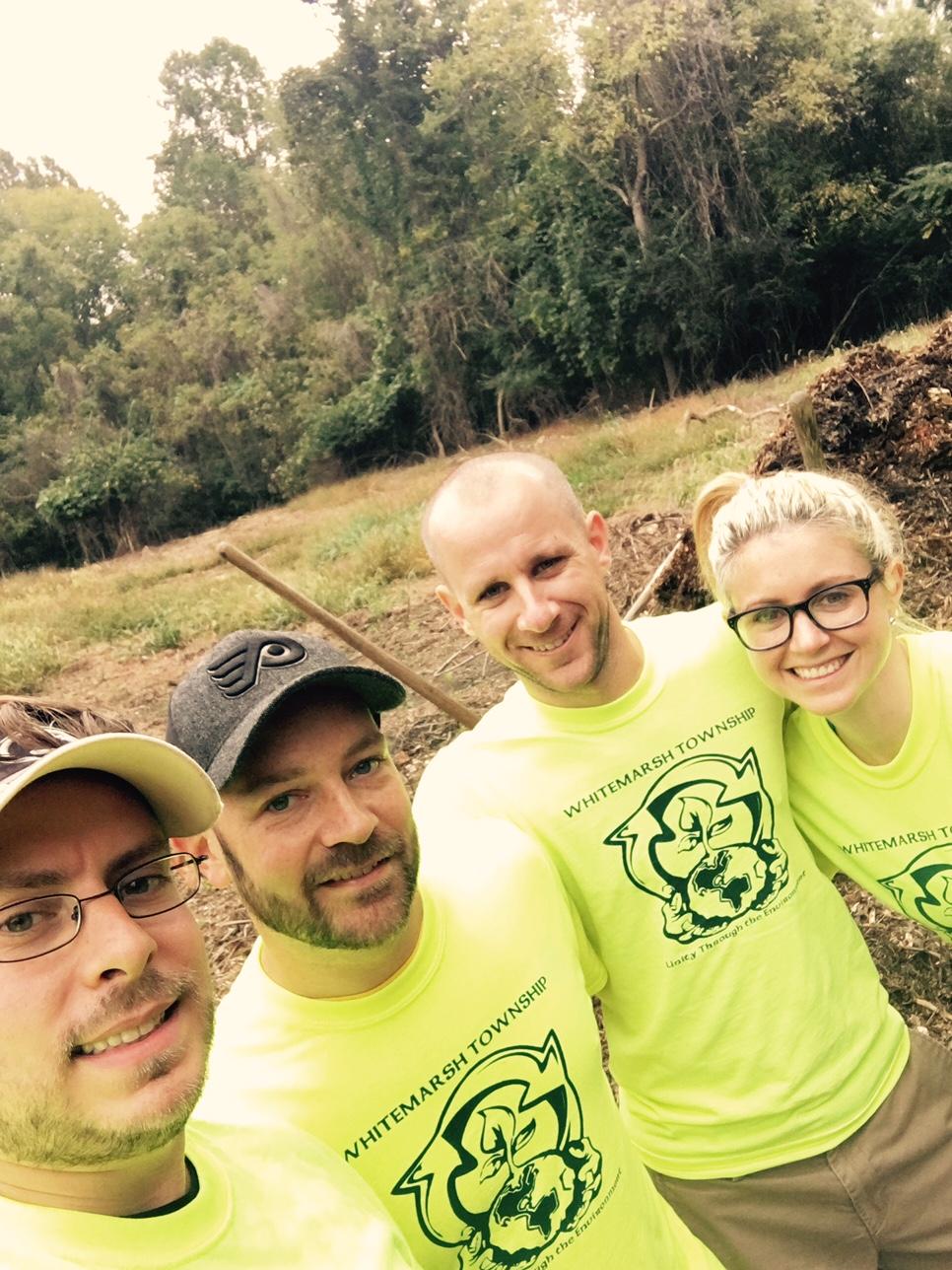 Gambone Trail Cleanup