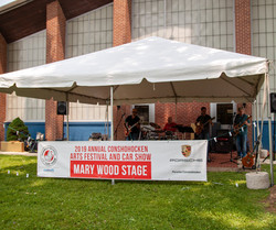 Arts Fest music