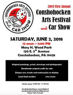 Arts Festival and Car Show