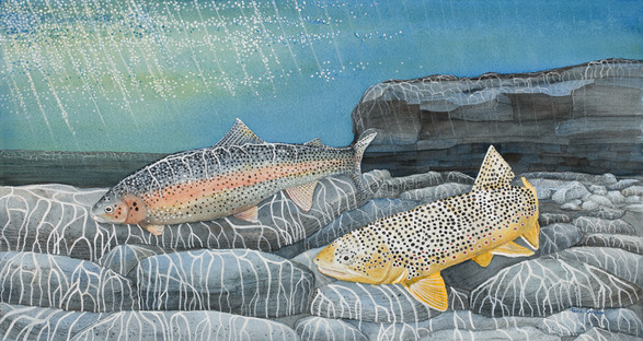 Trout Duo