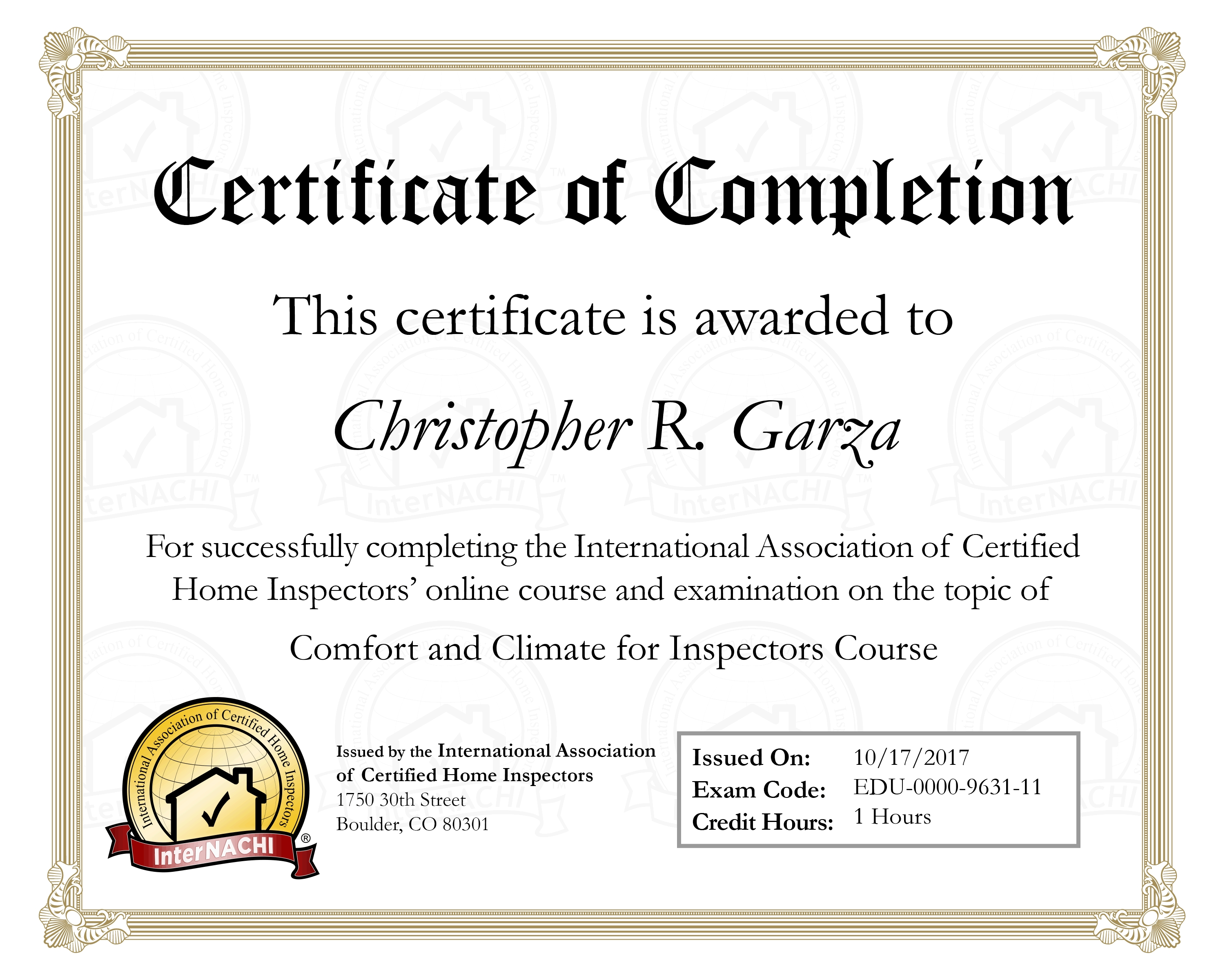 Comfort and Climate for Inspectors.jpg