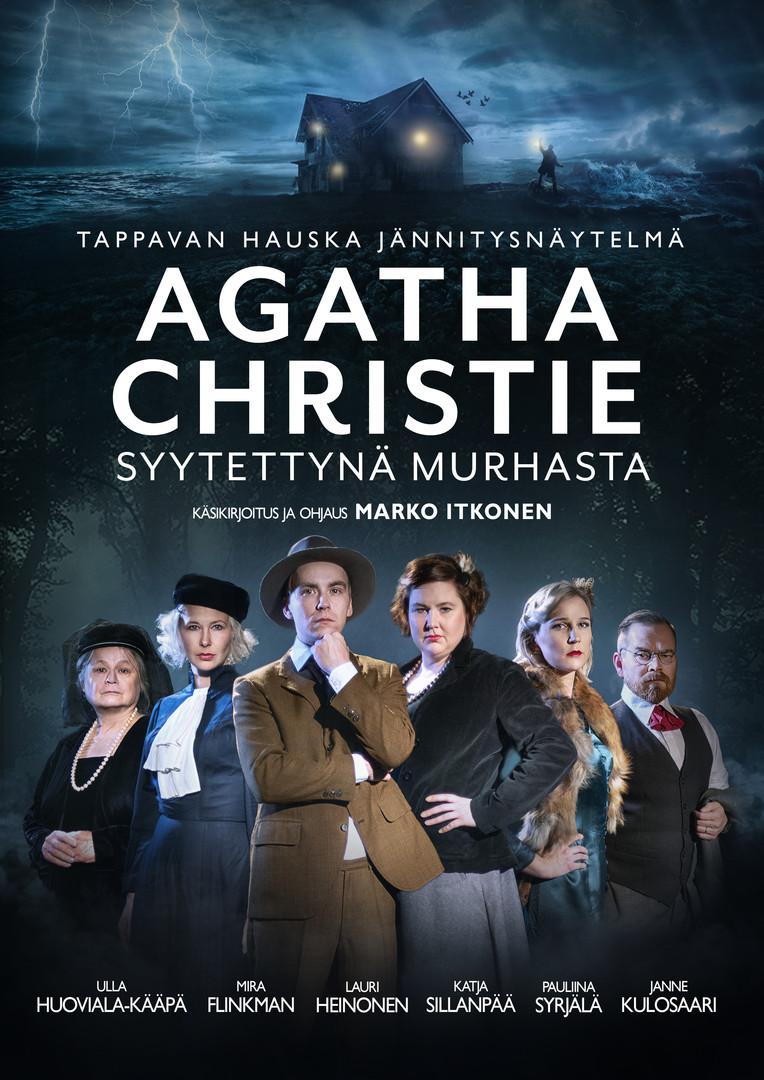 Agatha Christie 2020