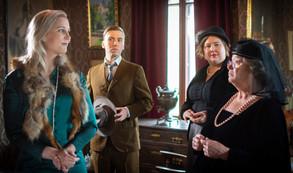 Agatha Christie syytettynä murhasta