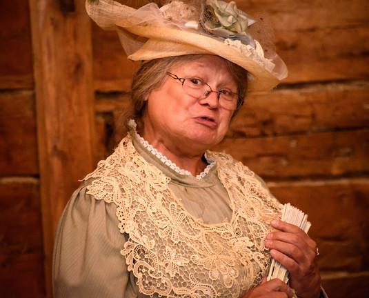 Hyväntekijä, Charlotta Lönnqvist