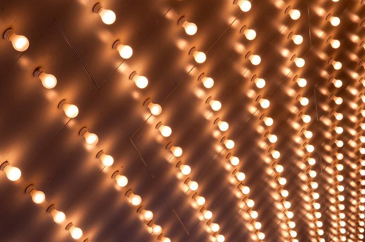 Teatro tendone Lights