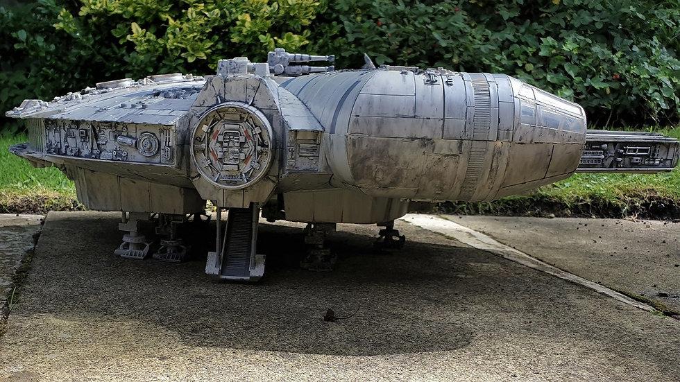 Legacy Millennium Falcon