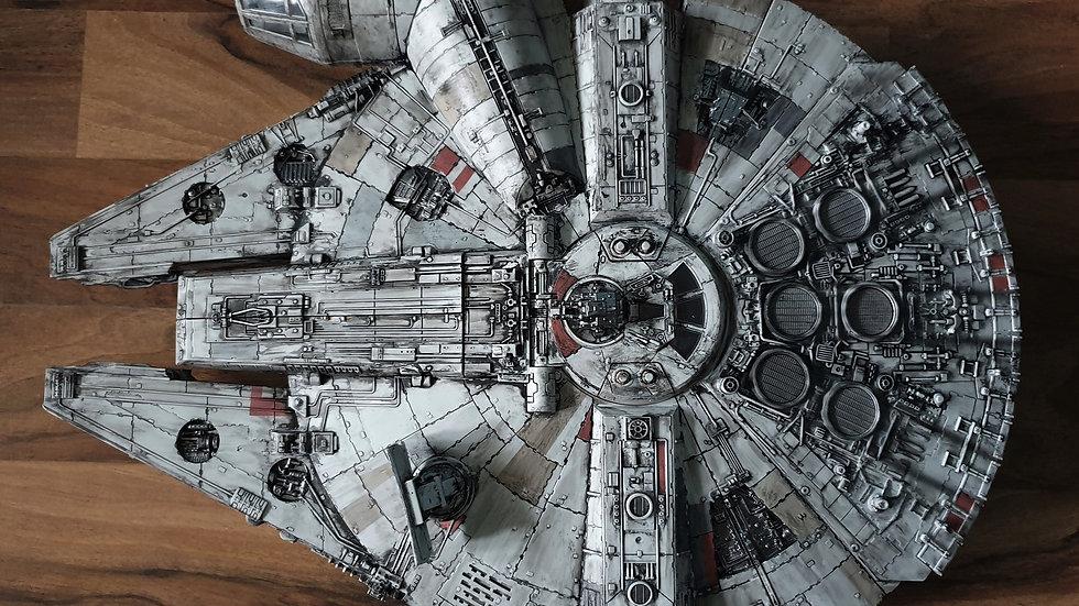 "Star Wars 22"" long Force Awakens Millennium Falcon"