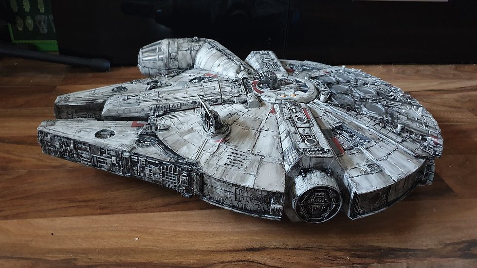 "Star Wars 22"" long Force Awakens Millennium Falcon"