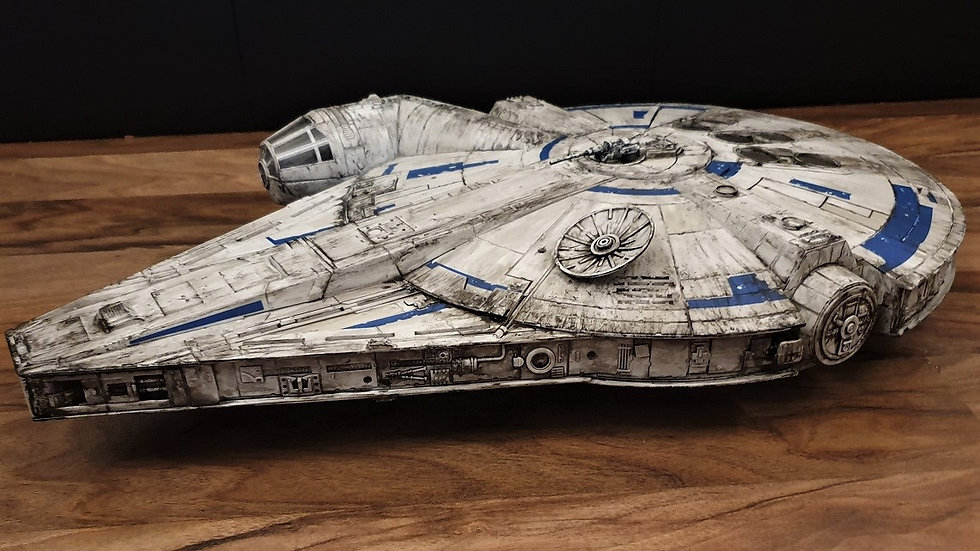 Star Wars Kessel Run Millennium Falcon (Solo movie)