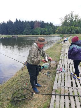 Рыбалка 🎣 удалась!