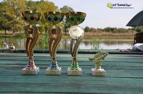 Победители Осеннего турнира 9.09.18!