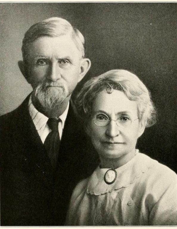 HW and Maria Caldwell Head