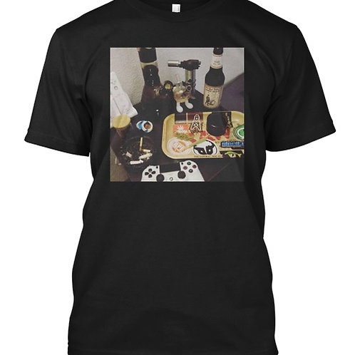 Dabs And Video Games Tee #DAVG