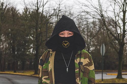 Gold Kollar Ski Mask
