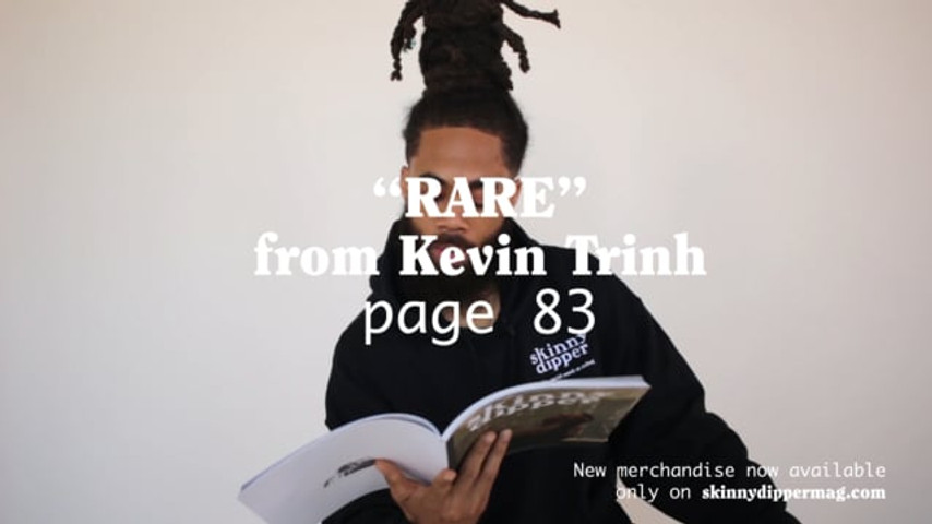 RONG - Readings from Issue Two