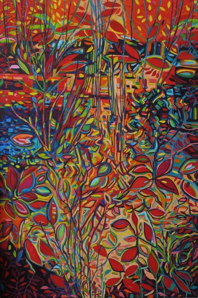 Marsh Kaleidoscope Series #3