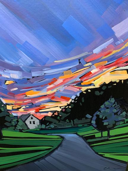 Beth's Sunset