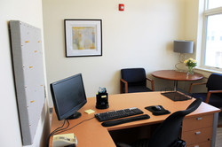 Office in REDC Training Center