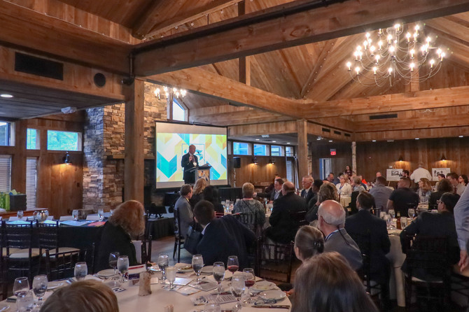 REDC Celebrates 25th Year with Partners and Clients at Birch Wood Vineyards