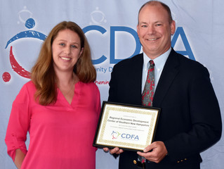 REDC Receives $250,000 Tax Credit Award from CDFA