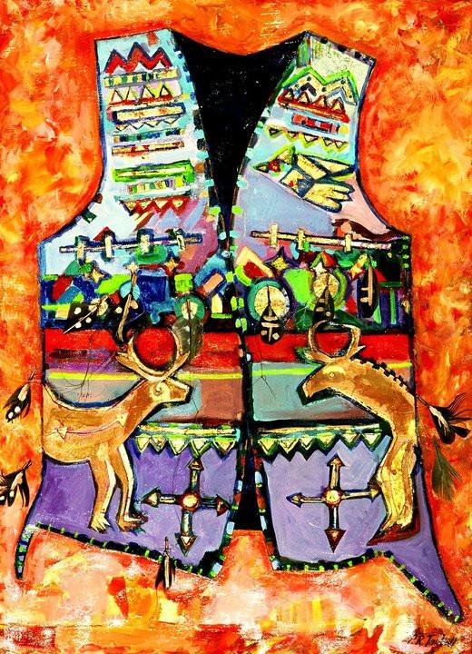 Spirit Vest #4