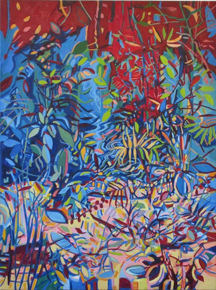 Marsh Kaleidoscope Series #5