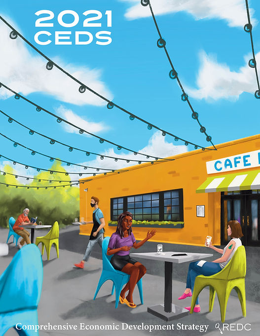 REDC CEDS 2021 cover art