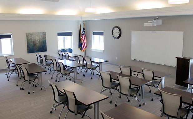 REDC Training Center Classroom
