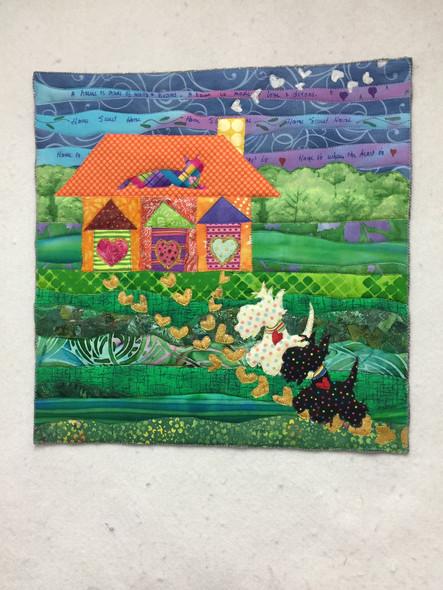 Whimsical Quilt