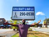 Client Spotlight: Dunia Beauty & Hair