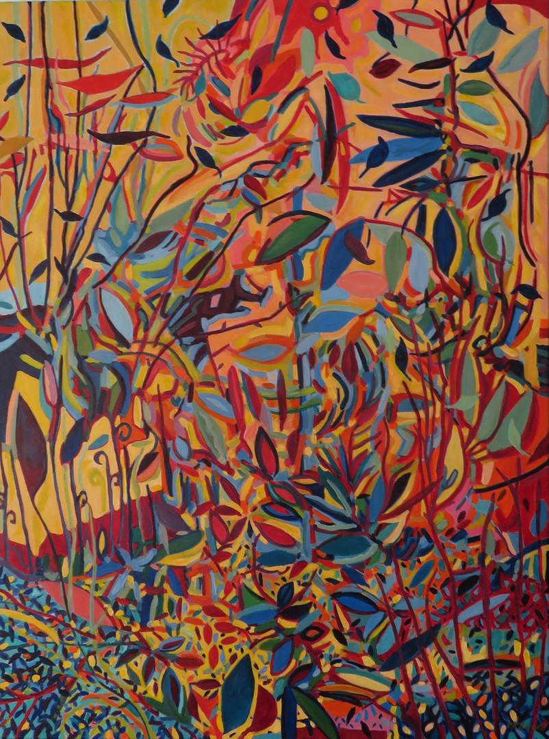 Marsh Kaleidoscope Series #7