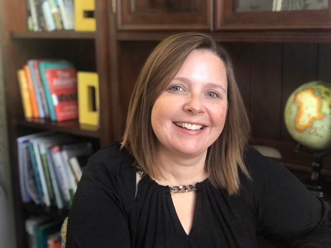 New Staff:  REDC Welcomes Karla Dillon