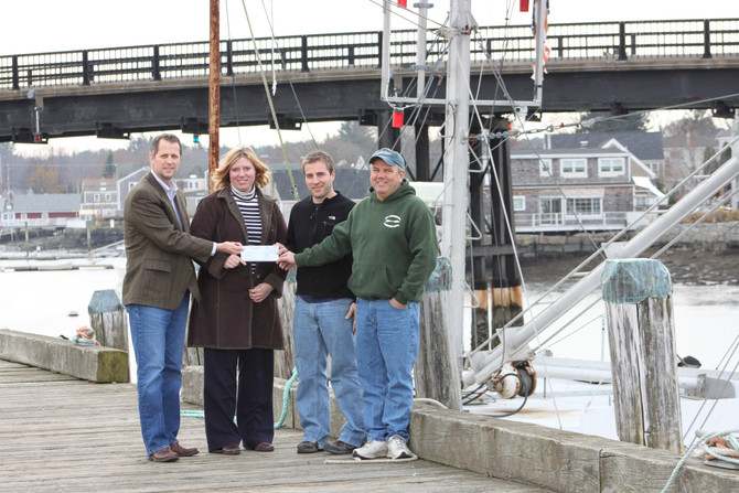 Help for New Hampshire Fishermen